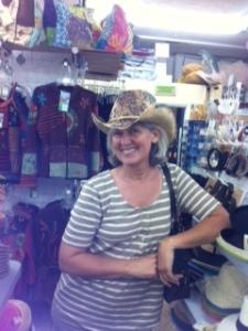 sheryl hat